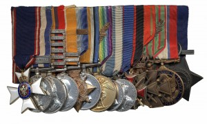 Medals and Honours
