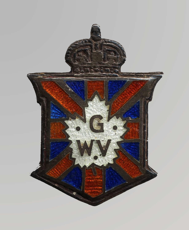 Great War Veteran