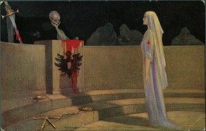 """""""Kultur"""" and Nurse Cavell"""
