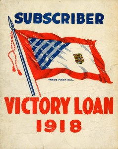 Victory Loan Subscriber Card