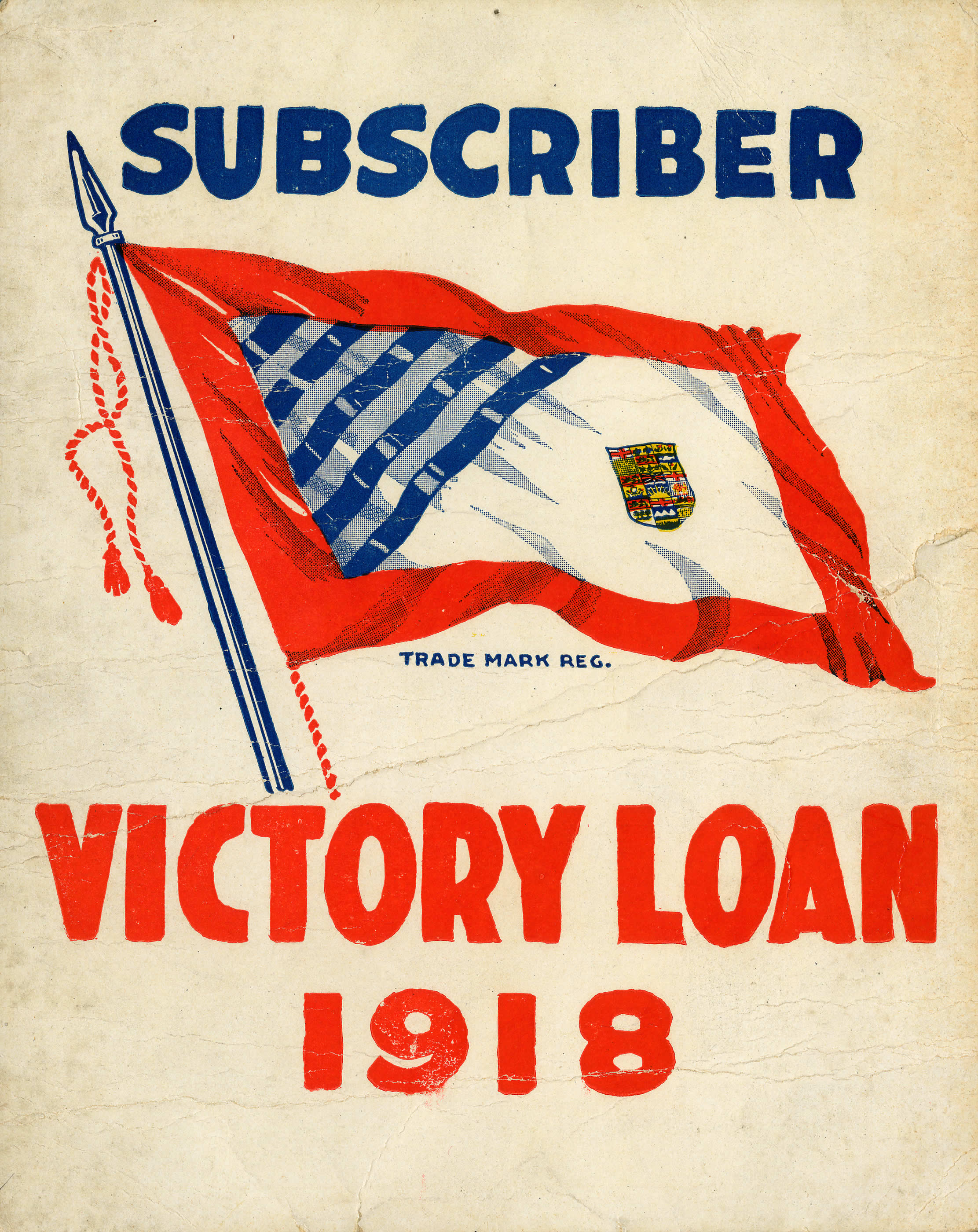 <i>Victory Loan Subscriber Card</i>