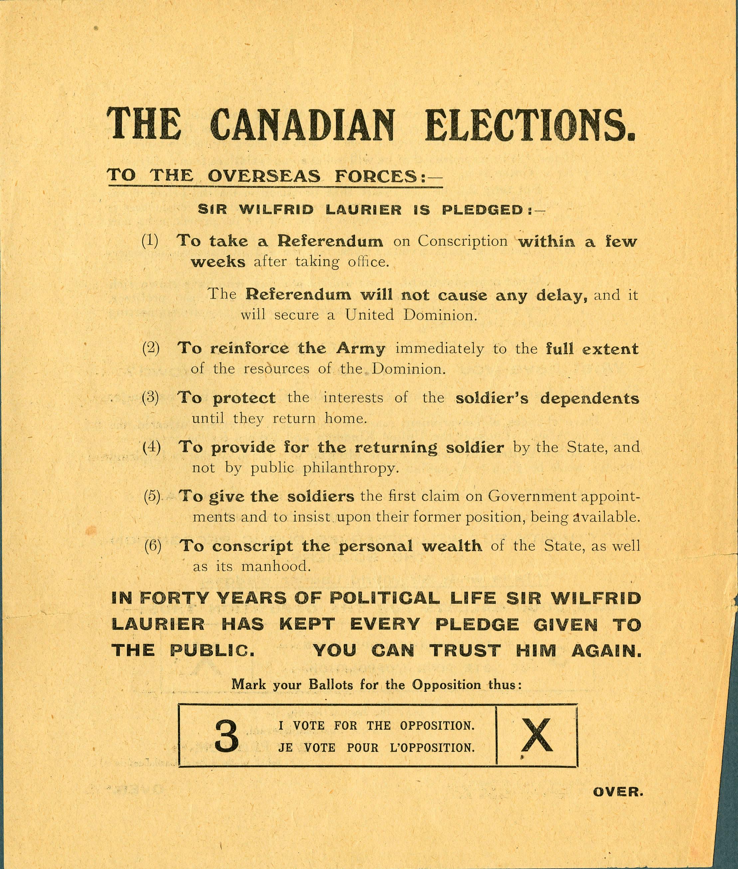 <i>Vote for the Opposition</i>