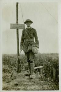 Military Chaplain Scott