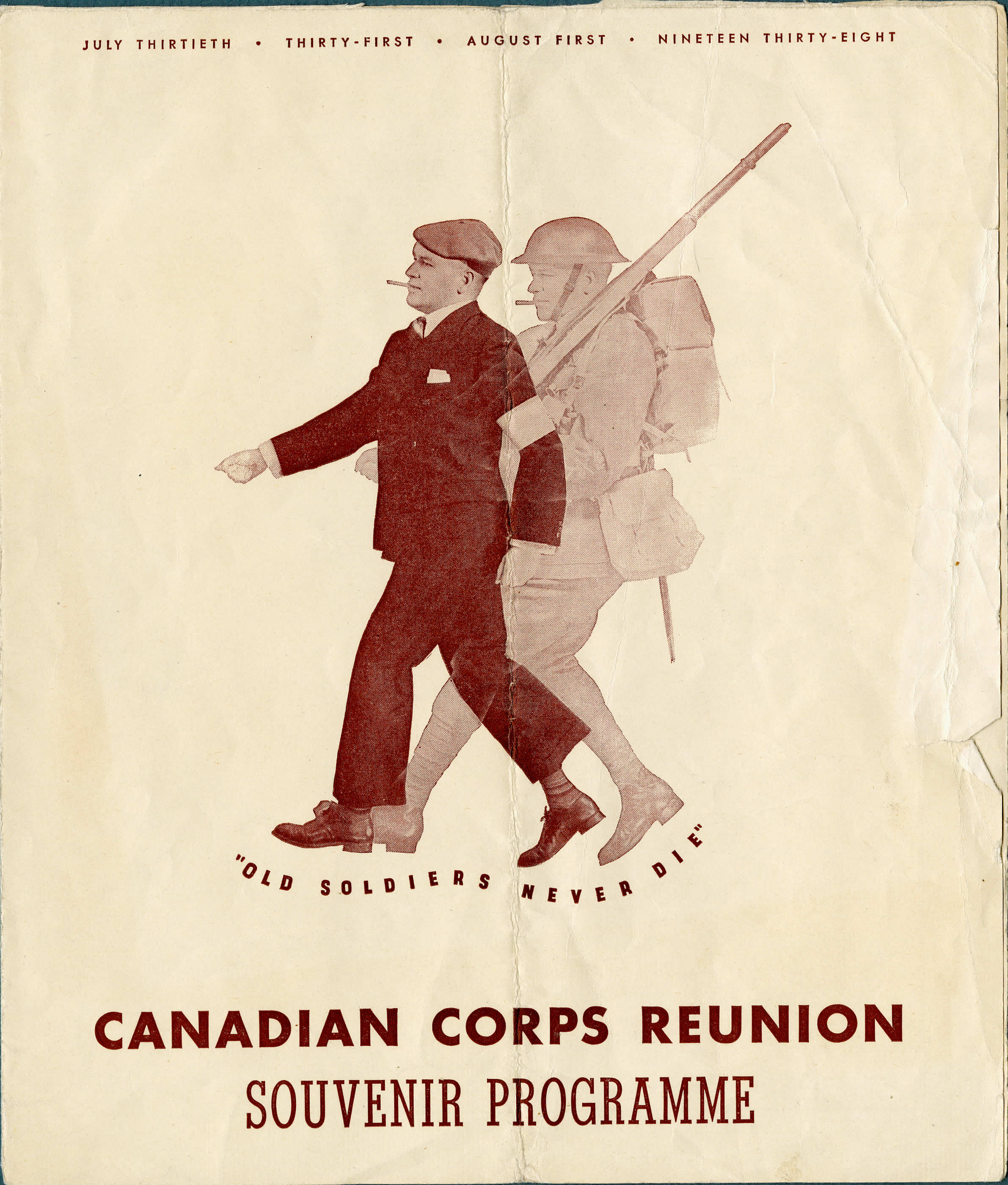 Canadian Corps Reunion