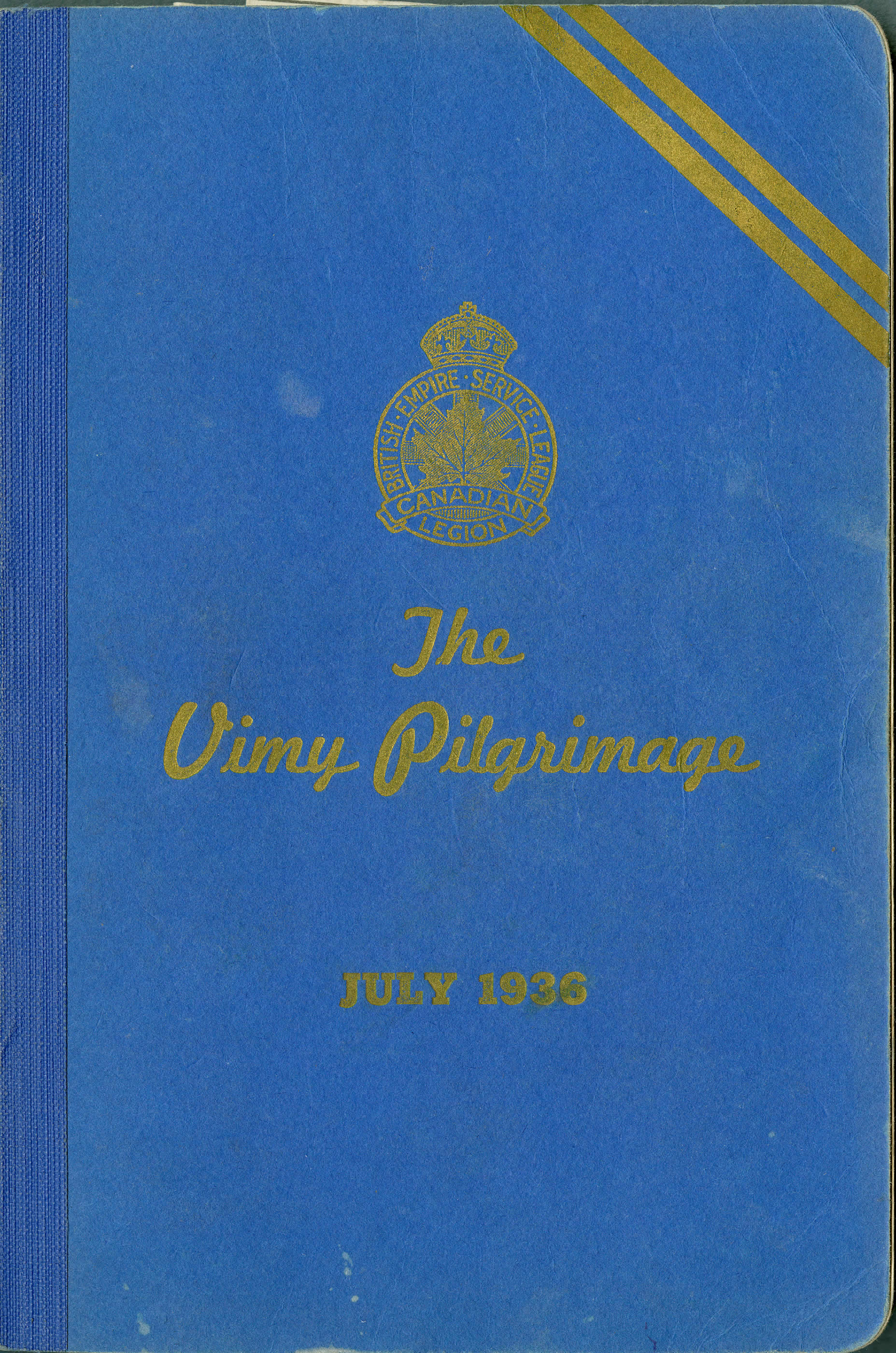 Vimy Pilgrimage Guidebook