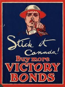 Stick it Canada!