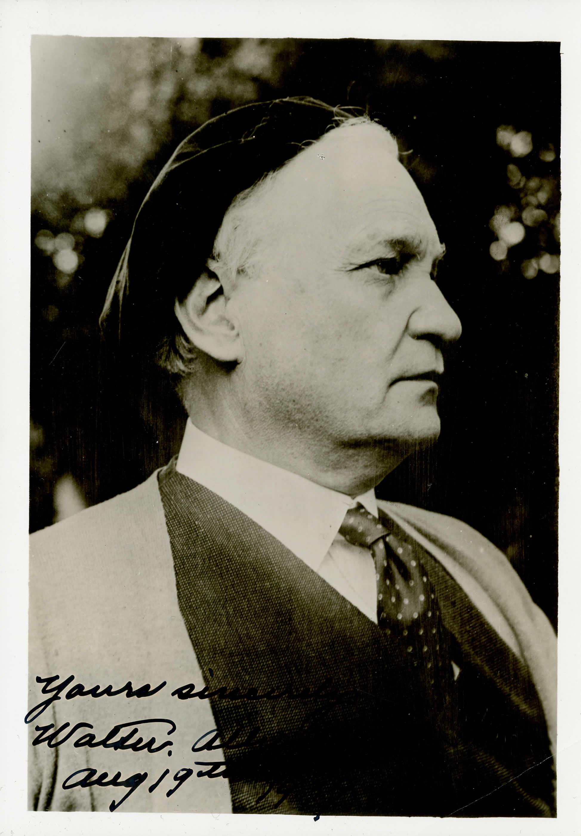 Walter Allward