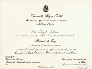 50ième Anniversaire (Golden Anniversary)