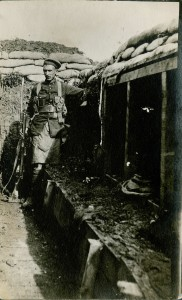 Illegal Trench Photography