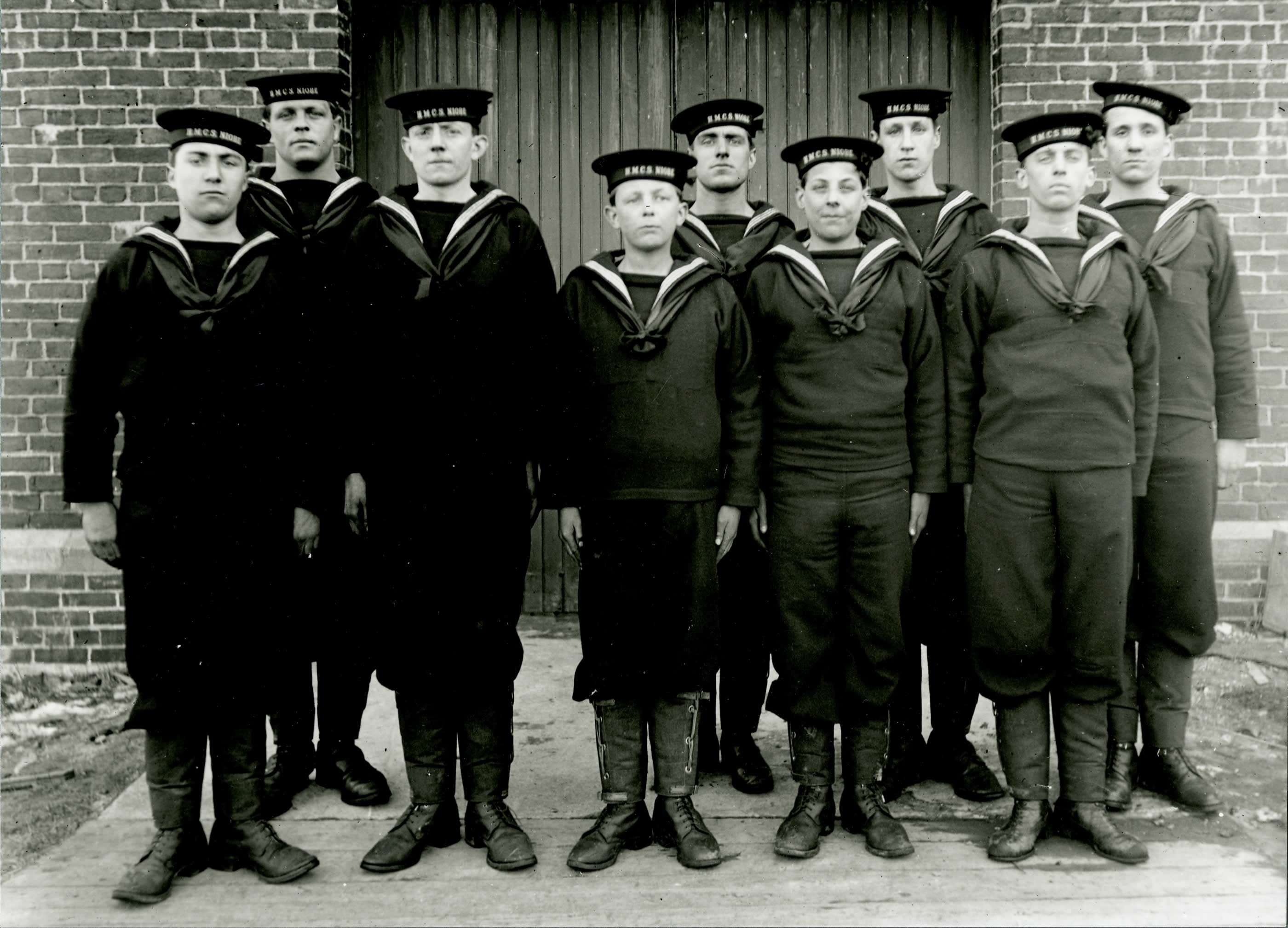 First Moments as Sailors
