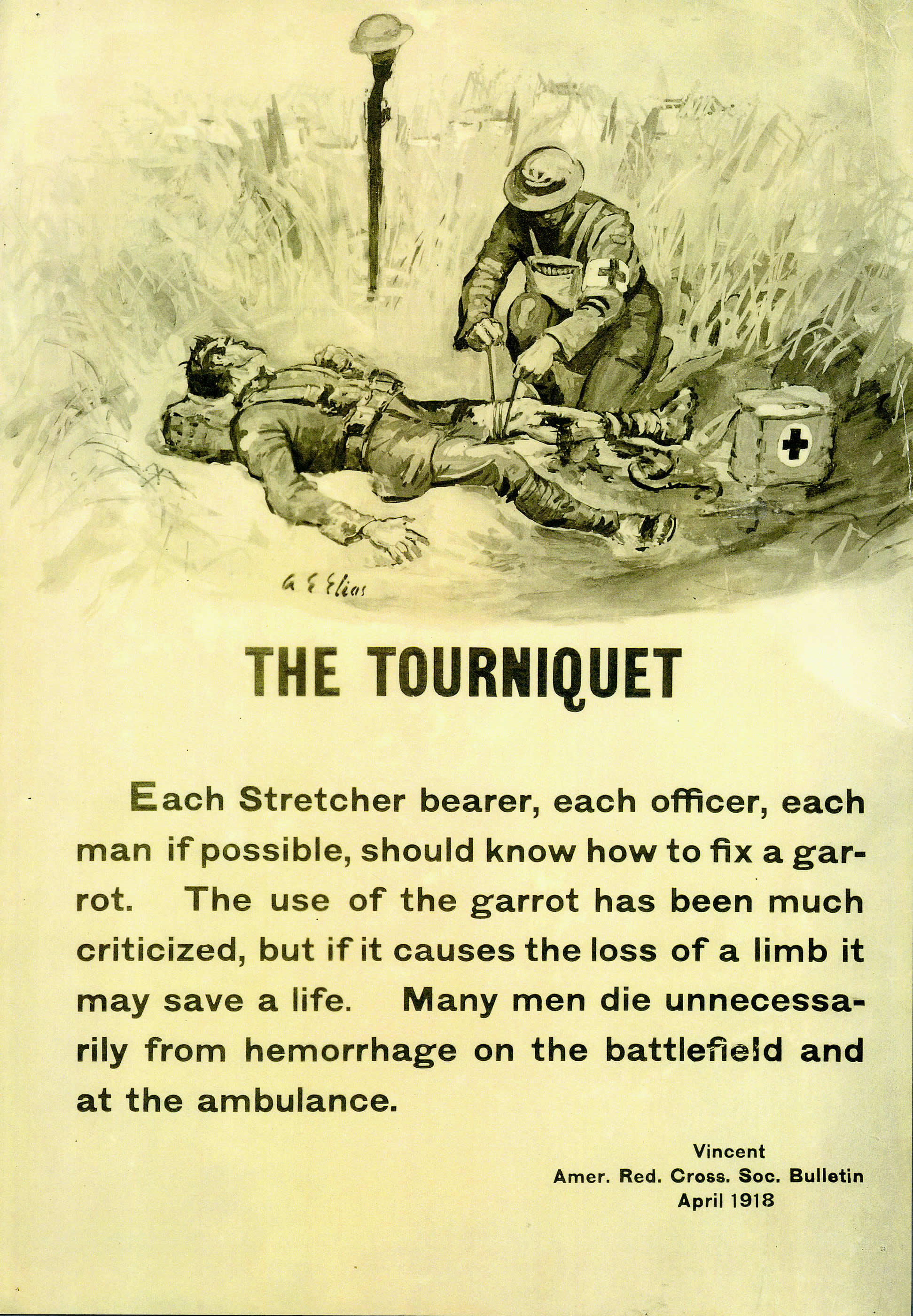 The Tourniquet