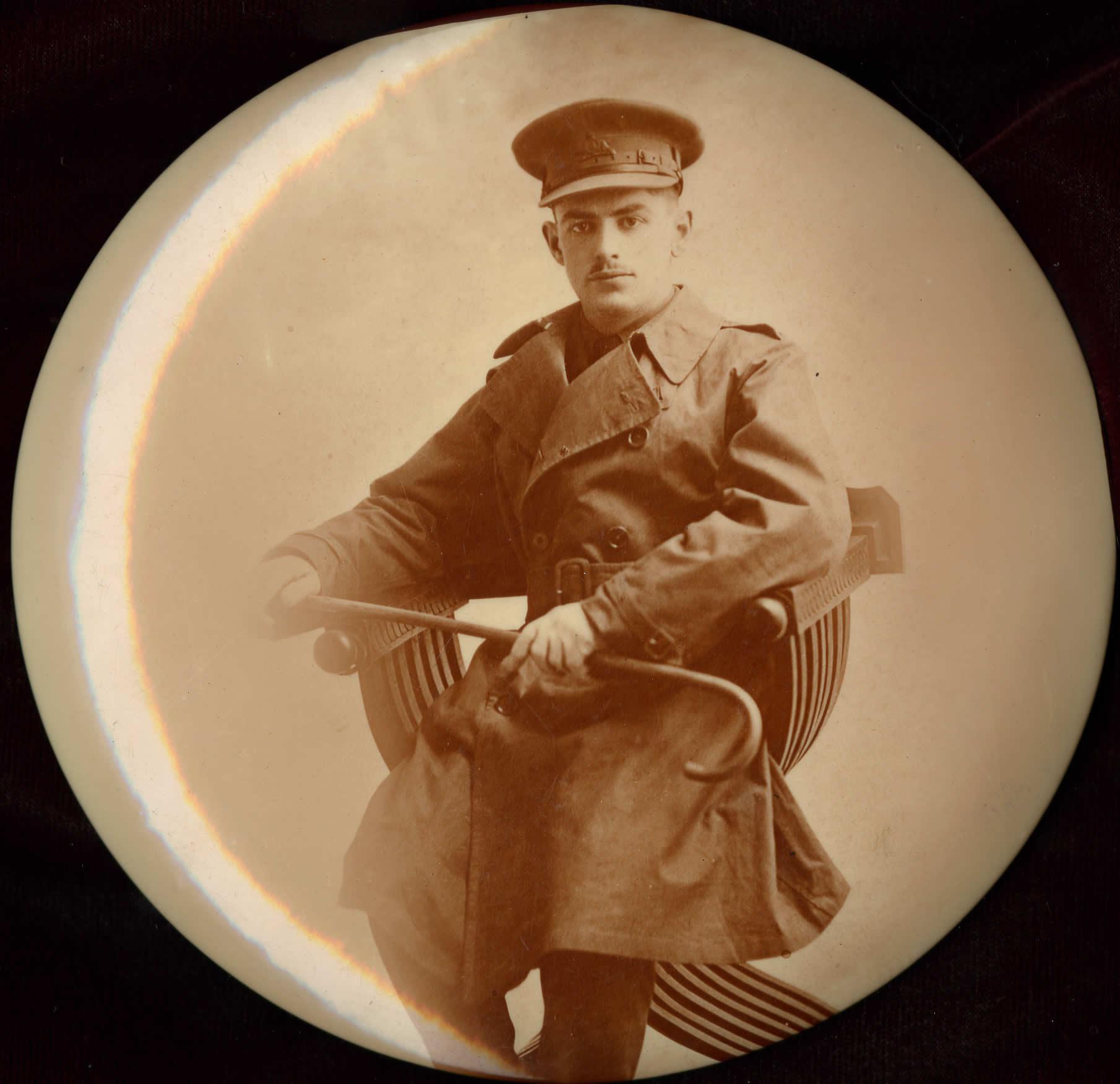Memorial Plate of Louis Joseph Binet