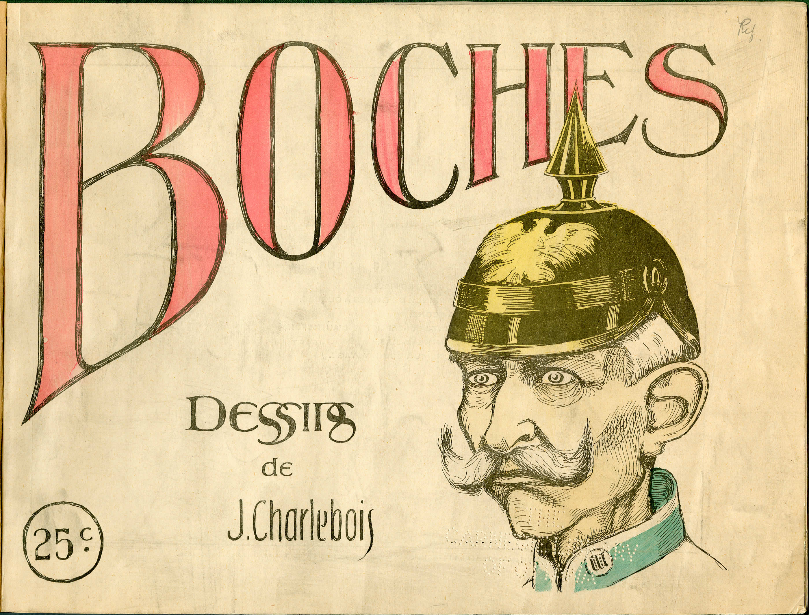 <i>Boches</i>