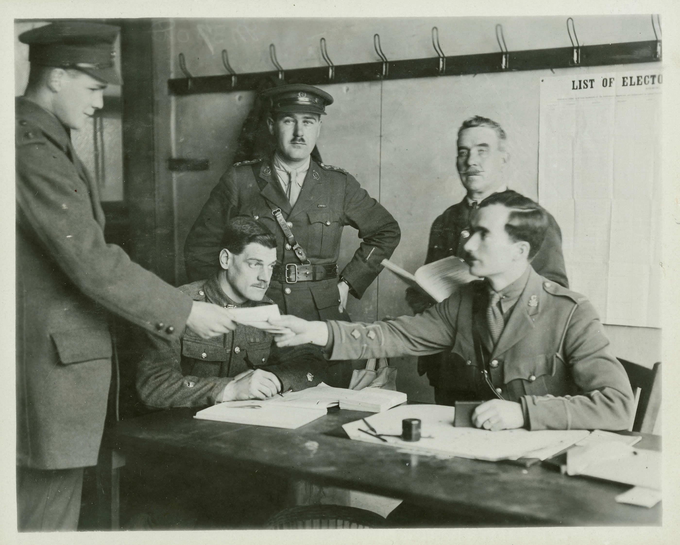 Election, 1917