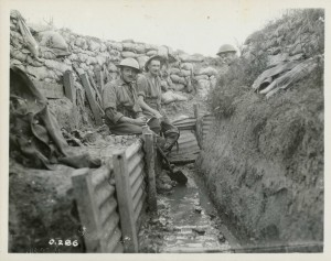 Draining Trenches