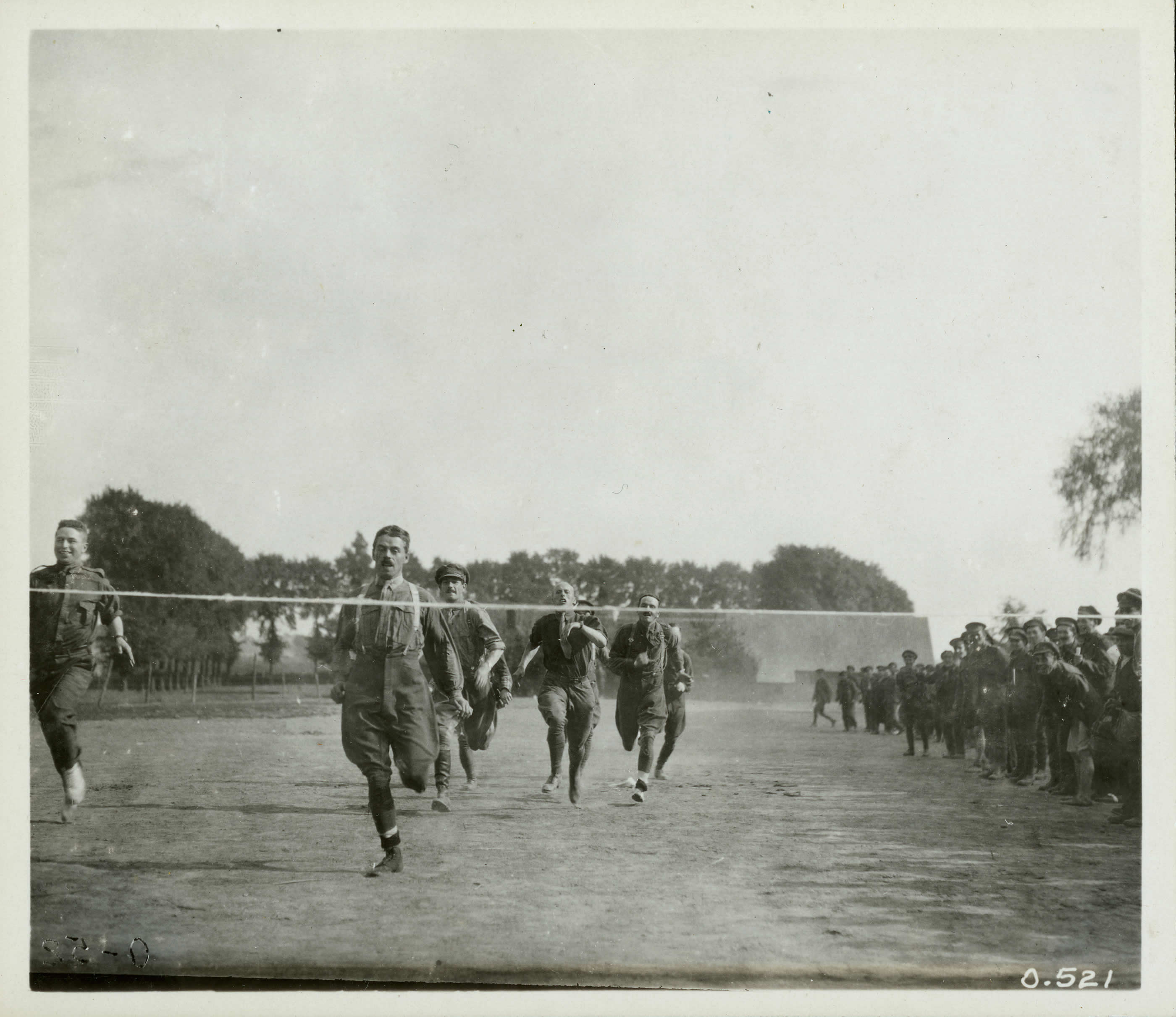 Officers' Race
