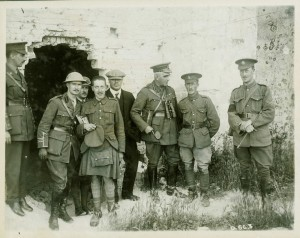 Sam Hughes on the Somme
