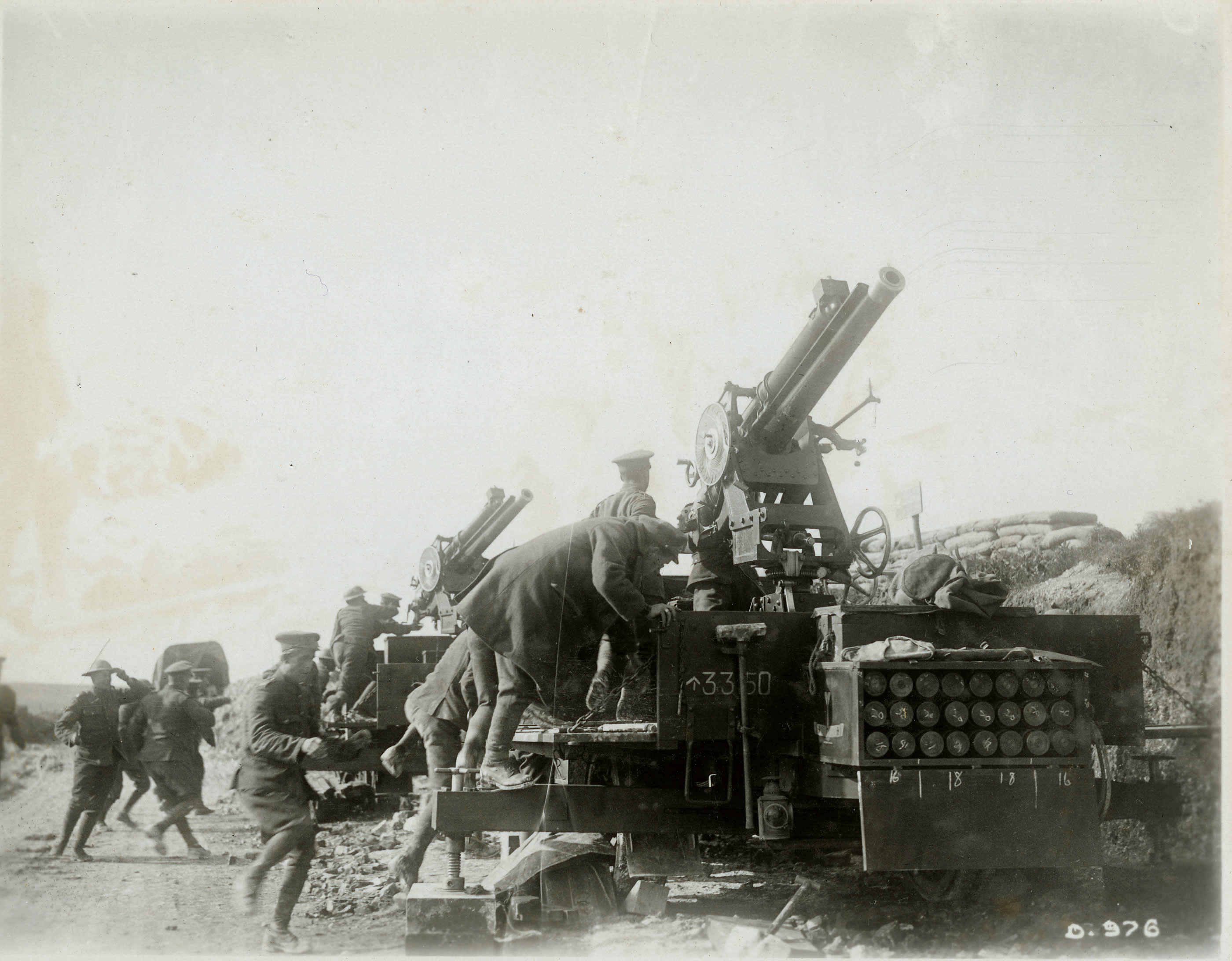 Anti-Aircraft Guns