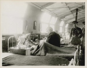 Visiting the Wounded
