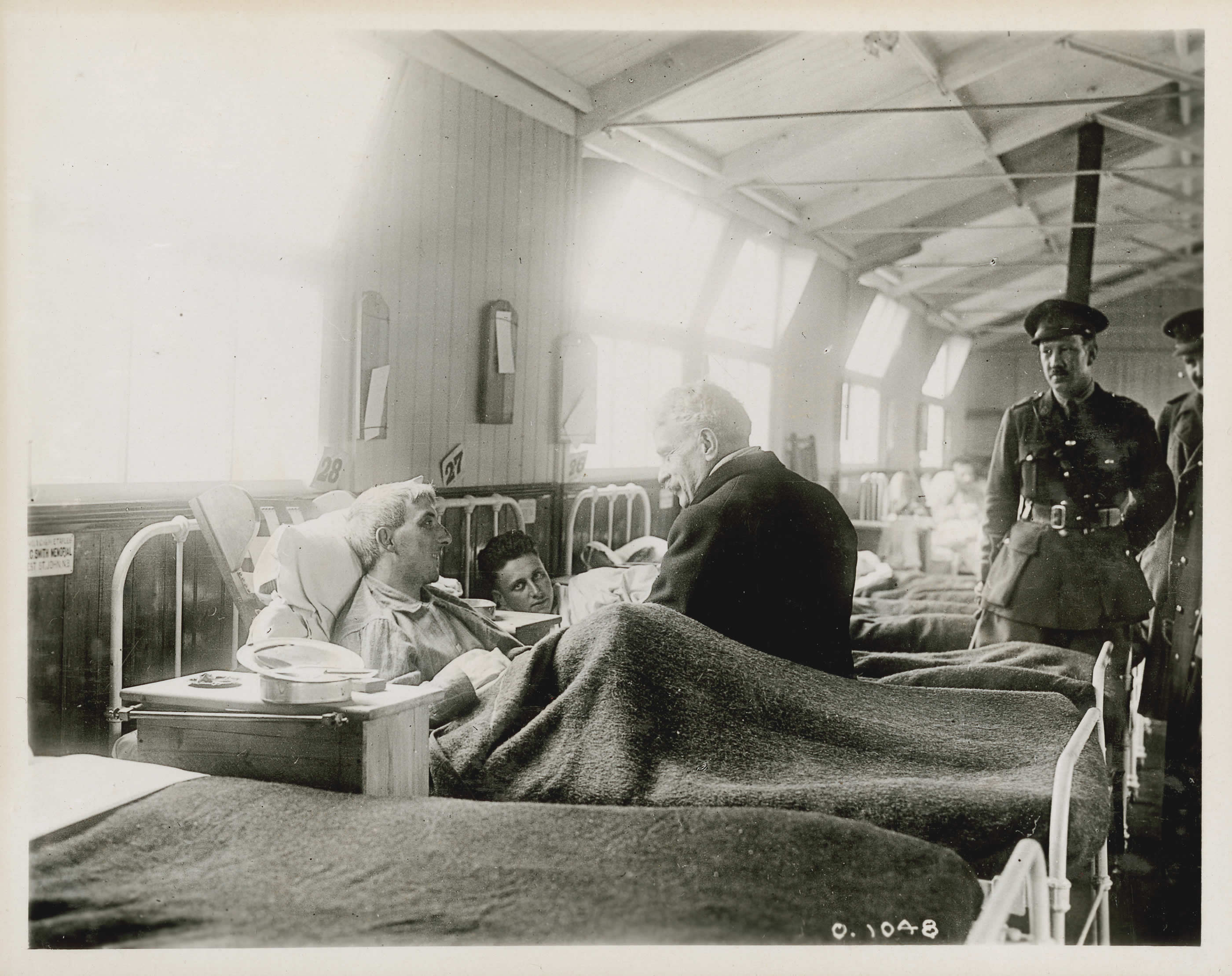 <i>Visiting the Wounded</i>