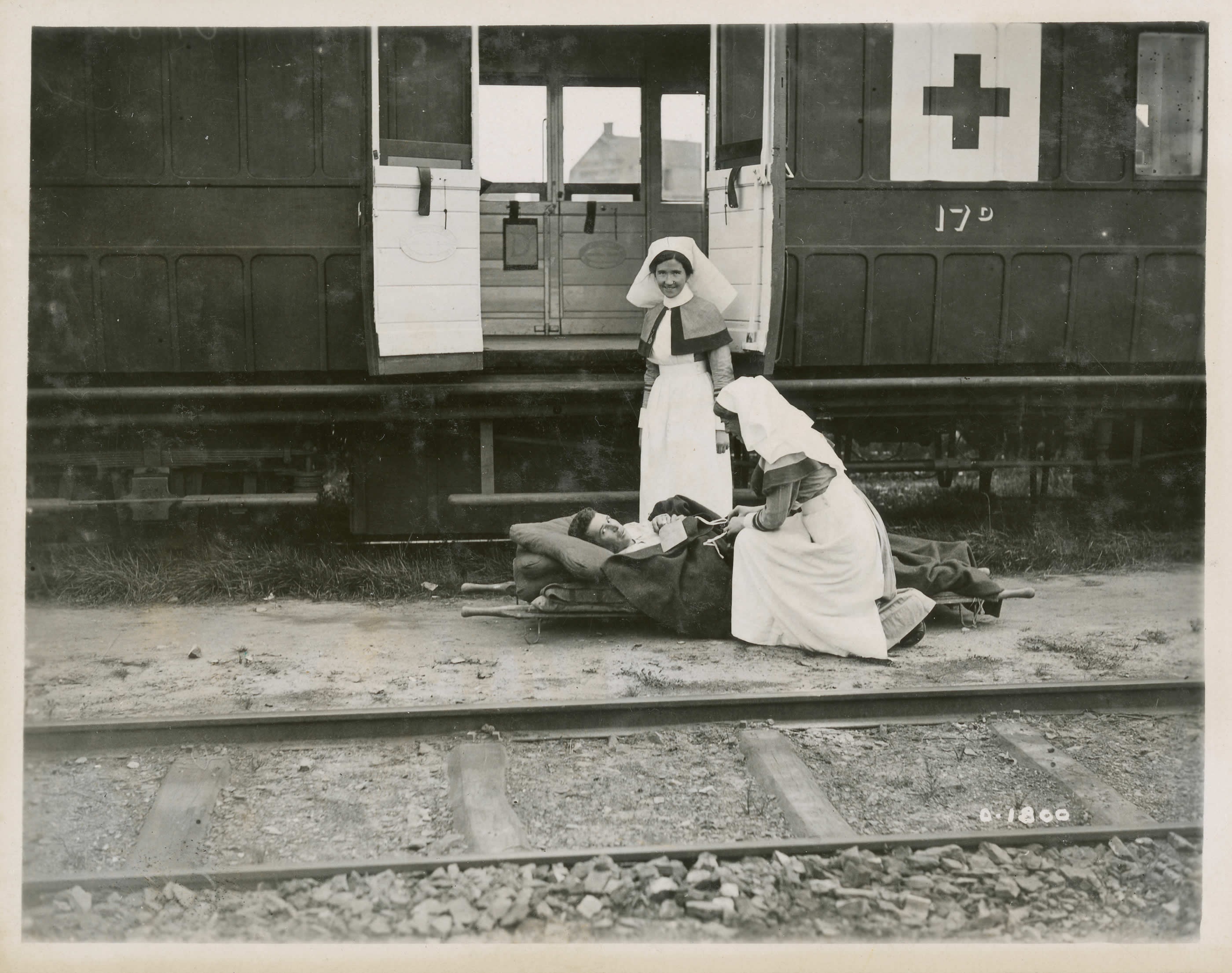 Nursing During Ww1 Eo