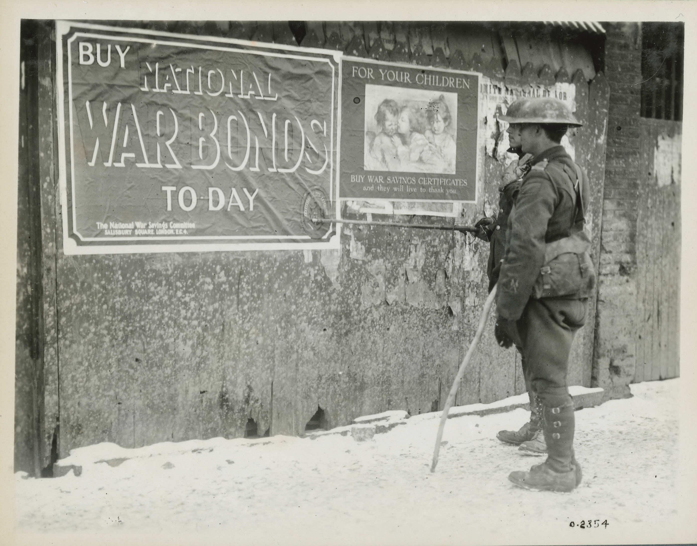 <i>Buy Victory Bonds</i>