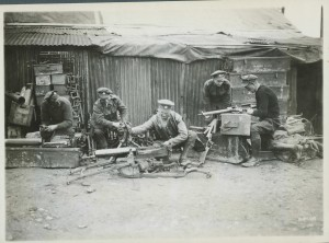 Repairing Guns