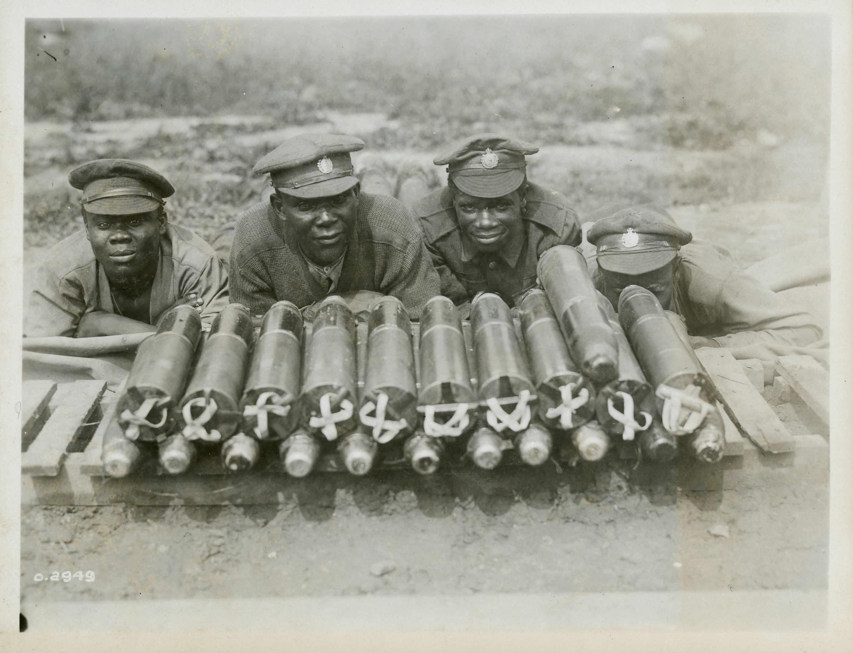 Loading Ammunition