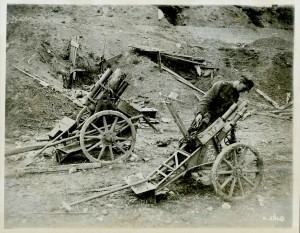 Captured Mortars