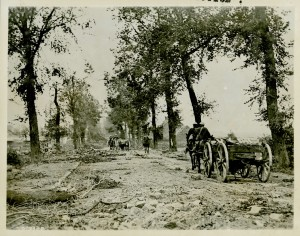 The Arras-Cambrai Road
