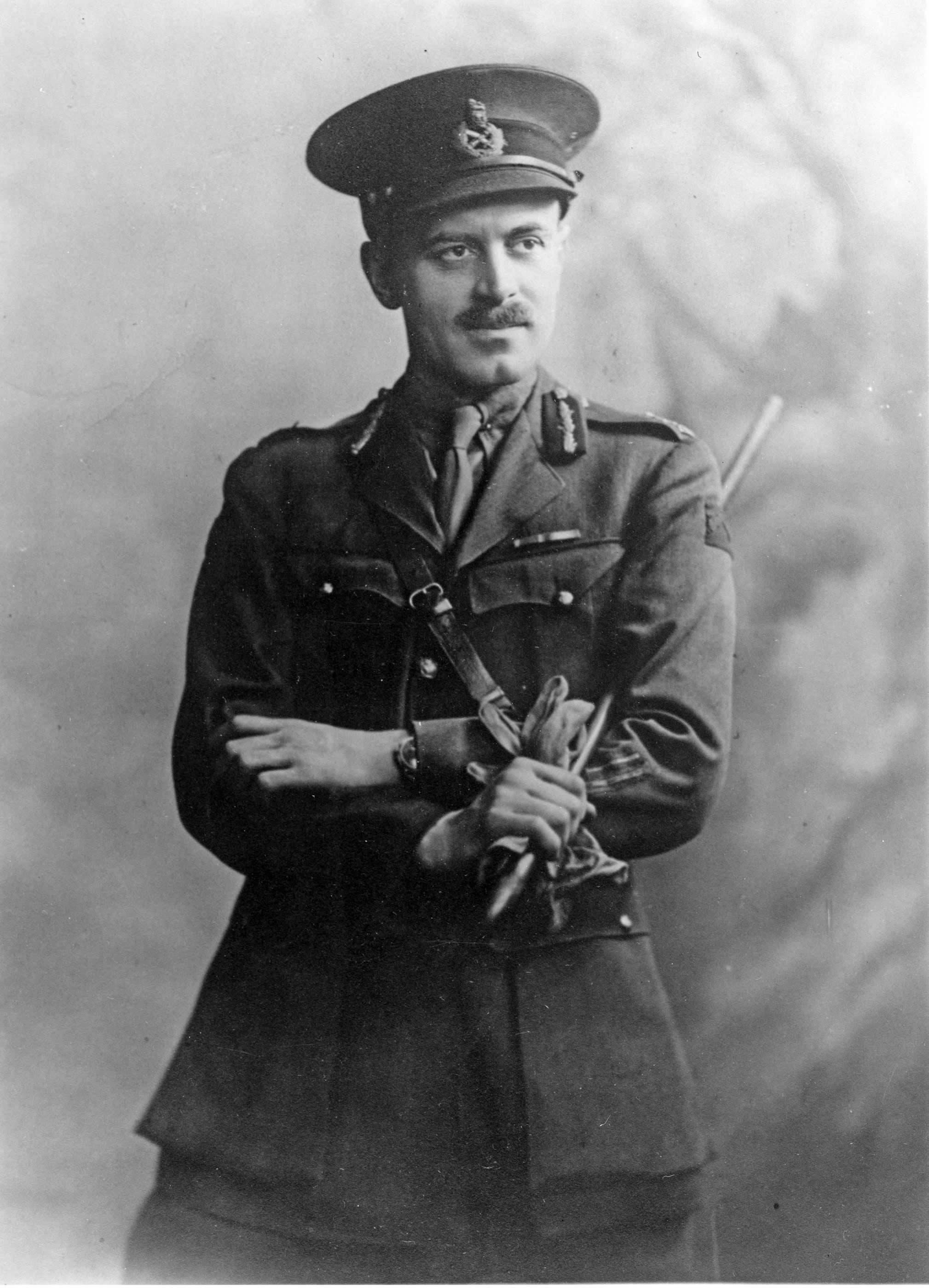 A.G.L McNaughton