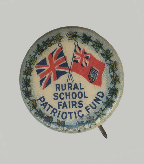 Rural School Fairs Patriotic Fund