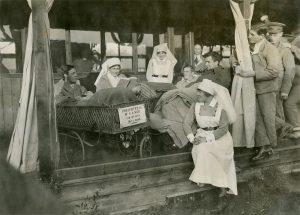Christmas Day 1917