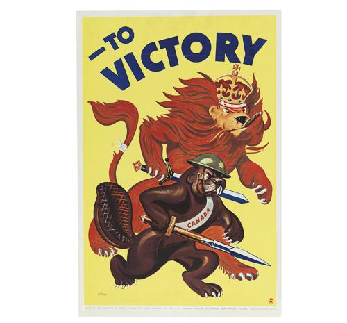 Propaganda Posters and description