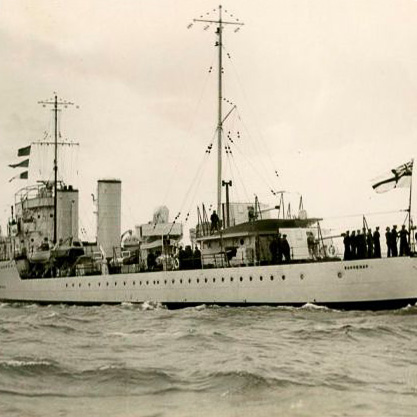 Canada's Naval History web site