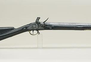 Fusil à silex, modèle India