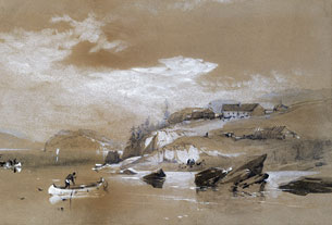 Fort George, anciennement Fort Astoria