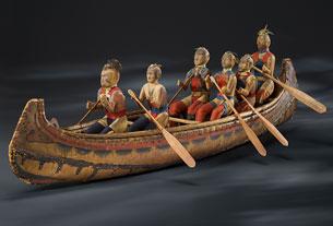 The Assiginack Canoe