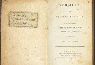 Sermons on Several Subjects [Sermons sur des thèmes variés]
