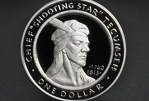 Pièce Tecumseh
