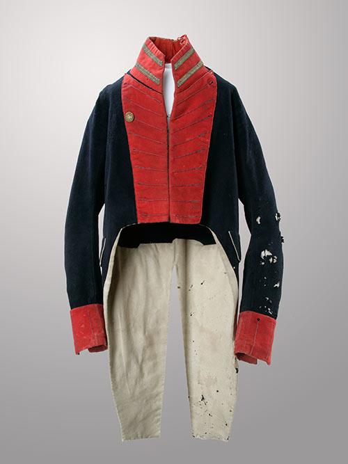 New York State Militia Coat