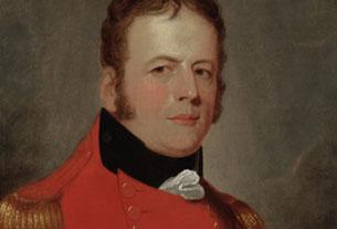 Le lieutenant général George Prevost