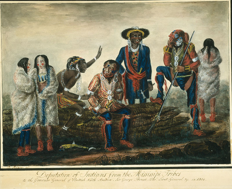 "an analysis of the canadian and american fur trade on indigenous people Mi'kmaq (mi'kmaw, micmac or l'nu, ""the people"" in mi'kmaq) are indigenous peoples who are among the original inhabitants in the atlantic provinces of canada alternative names for the mi'kmaq appear in some historical sources and include gaspesians, souriquois, acadians and tarrantines."
