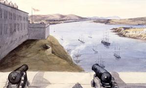 L'expérience de la guerre - Découvrez quelques-uns des événements marquants de la guerre pour les Britanniques.