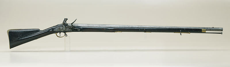 Flintlock Musket, India Pattern