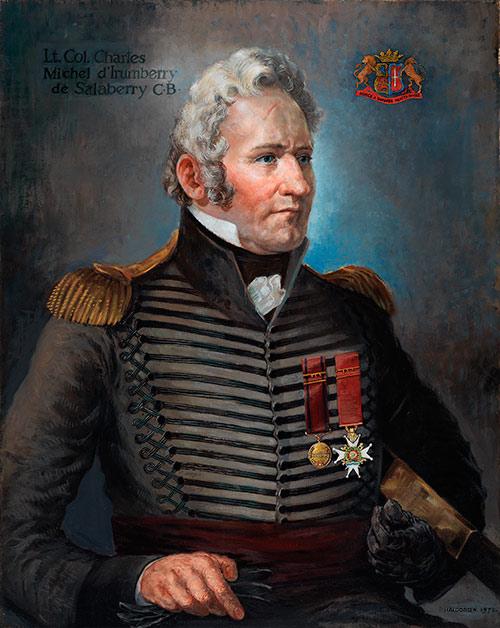 Charles de Salaberry