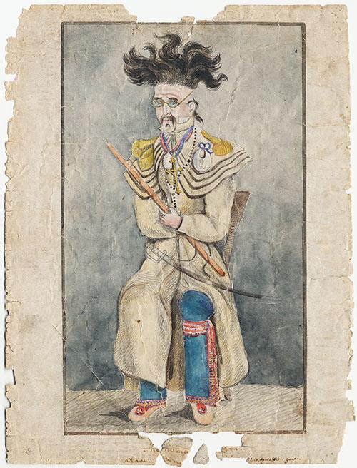 Key Canadian Personalities 1812 Virtual Exhibition