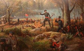 L'expérience de la guerre - Découvrez quelques-uns des principaux événements de la guerre pour les Canadiens.