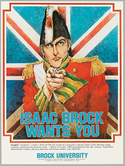 Isaac Brock Wants You