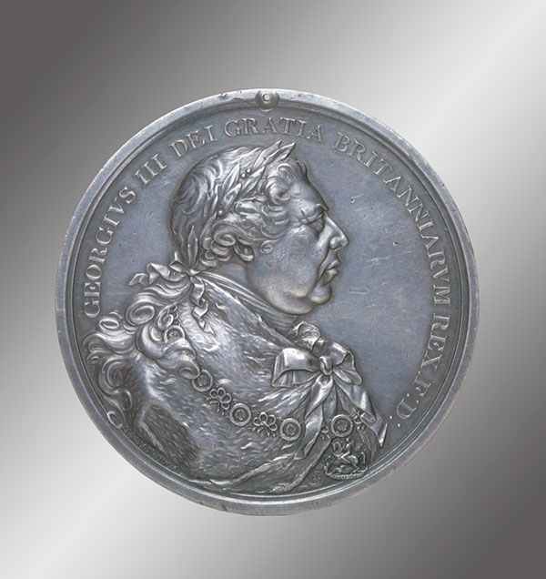 1814 Chief's Medal